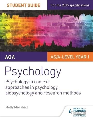 AQA-Psychology-2-Psychology-in-Context-by-Molly-Marshall-author