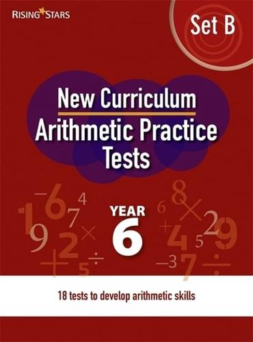 New-Curriculum-Arithmetic-Tests-Year-6-Set-B-by-Louise-Moore-author