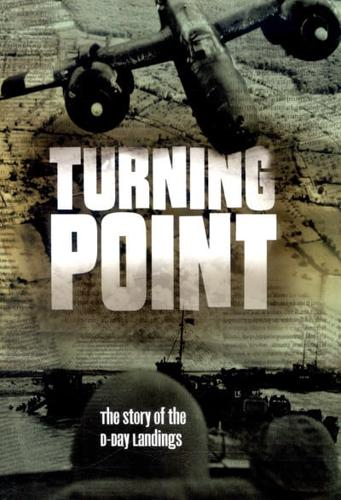 Turning-Point-by-Michael-Burgan-author