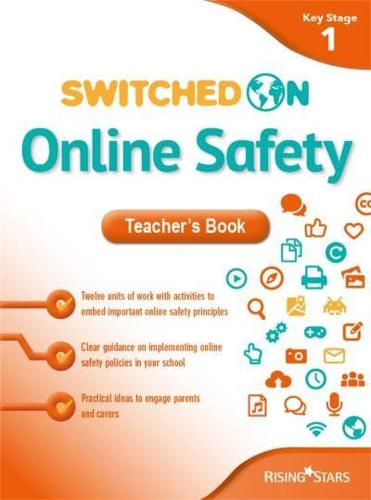 Switched-on-Online-Safety-Key-Stage-1-by-Tracy-Broadbent-author