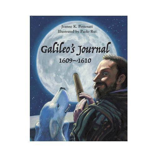 Galileo's Journal, 1609-1610 by Jeanne Pettenati (Paperback / softback, 2006)