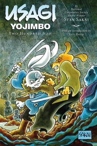 Usagi Yojimbo Volume 29: 200 Jizzo Ltd. Ed. by Stan Sakai (Hardback, 2015)