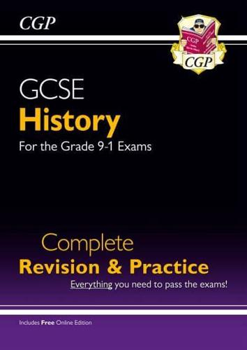 GCSE-History-Complete-Revision-amp-Practice-For-the-Grade-9-1-Course-With-On