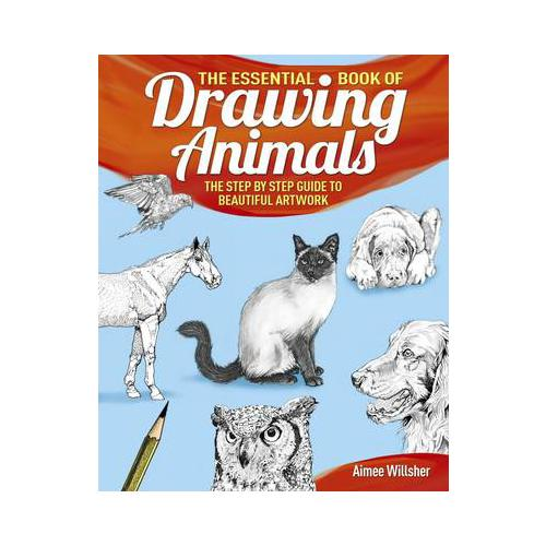 The-Essential-Book-of-Drawing-Animals-by-Aimee-Willsher-author