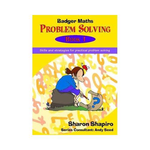 Problem-Solving-by-Sharon-Shapiro-author