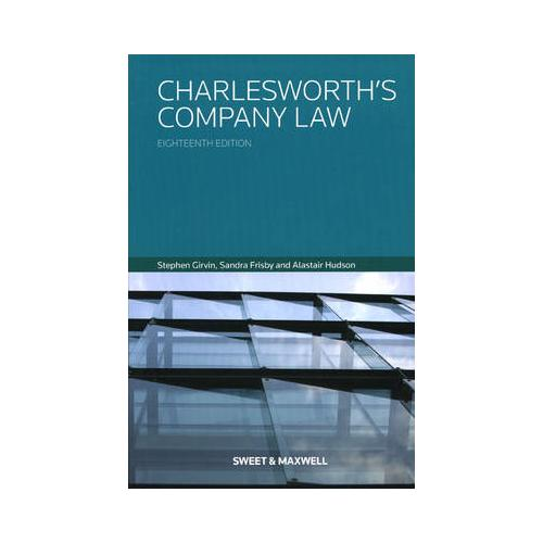 Charlesworth-039-s-Company-Law-by-Stephen-Girvin-Sandra-Frisby-Alastair-Hudson