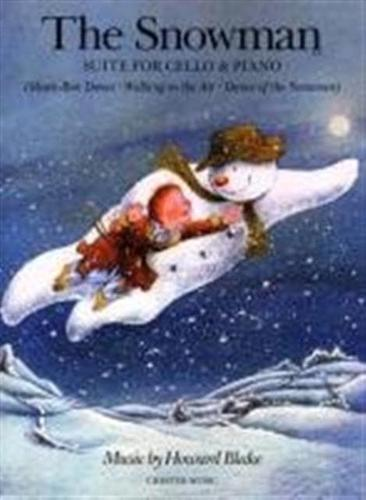 Howard-Blake-The-Snowman-Suite-Cello-Piano-by-Omnibus-Press-Paperback-2010