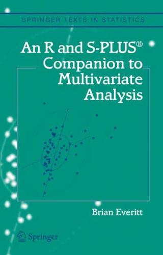 An-R-AND-S-PLUS-Companion-to-Multivariate-Analysis-by-Brian-Everitt