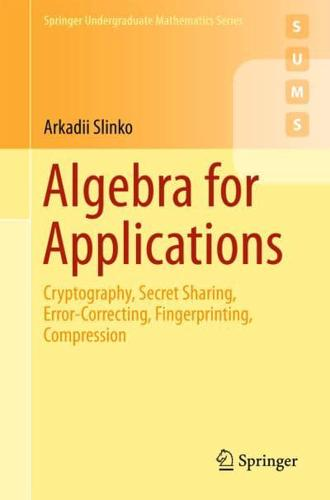 Algebra-for-Applications-by-A-M-Slinko-author