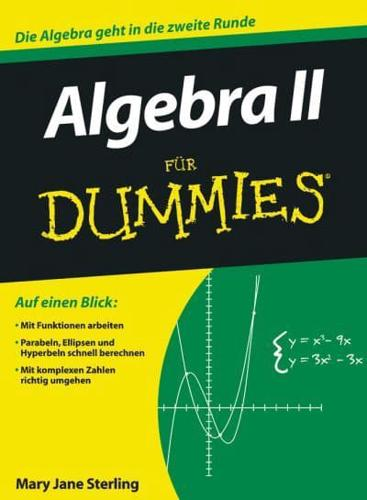 Algebra-II-Fur-Dummies-by-Mary-Jane-Sterling-Judith-Muhr-translator