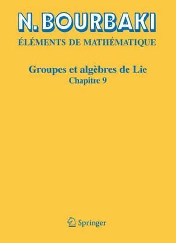 Groupes-Et-Algebres-De-Lie-by-N-Bourbaki-author
