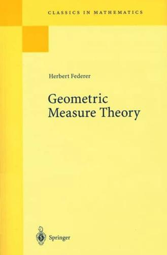 Geometric-Measure-Theory-by-Herbert-Federer-author