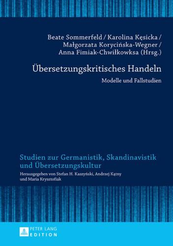 Uebersetzungskritisches-Handeln-Modelle-Und-Fallstudien-by-Peter-Lang-Gmbh