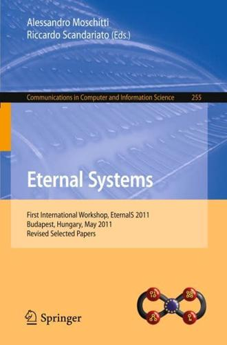 Eternal Systems: Revised Selected Papers by Springer-Verlag Berlin and...
