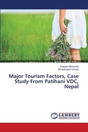 Major-Tourism-Factors-Case-Study-from-Patihani-VDC-Nepal-by-Marahatta