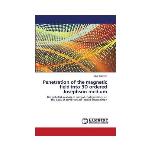 Penetration-of-the-Magnetic-Field-Into-3D-Ordered-Josephson-Medium-by