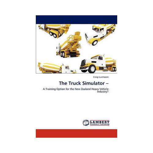 The-Truck-Simulator-by-Craig-Luxmoore-Paperback-softback-2011