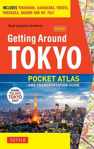 Tokyo-Pocket-Atlas-and-Transportation-Guide-Including-Yokohama-Kawasaki