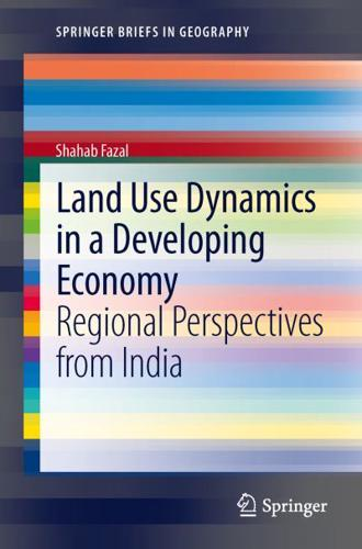 Land Use Dynamics in a Developing Economy by Shahab Fazal (Paperback, 2012)