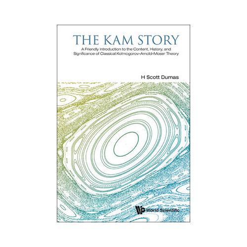 The-KAM-Story-by-H-Scott-Dumas-author