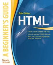 ISBN: 9780071809276 - HTML: A Beginners Guide