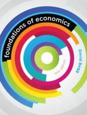 ISBN: 9780077145606 - Foundations of Economics