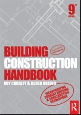 ISBN: 9780080970615 - Building Construction Handbook