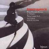 ISBN: 0034571166209 - Shostakovich: Piano Works