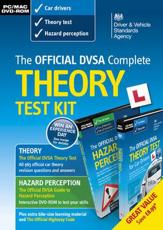 ISBN: 9780115532603 - The Official DSA Complete Theory Test Kit 2013