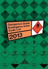 ISBN: 9780117541184 - Dangerous Goods Emergency Action Code List 2013