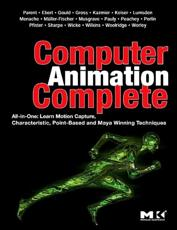 ISBN: 9780123750785 - Computer Animation Complete