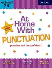 ISBN: 9780192734297 - At Home with Punctuation (7-9)