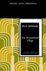 ISBN: 9780198077459 - The Remembered Village