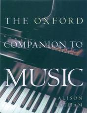 ISBN: 9780198662129 - The Oxford Companion to Music