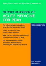 Oxford Handbook of Acute Medicine for PDAs