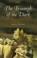 ISBN: 9780199212002 - The Triumph of the Dark