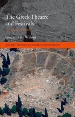 ISBN: 9780199277476 - The Greek Theatre and Festivals