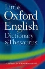ISBN: 9780199534814 - Little Oxford Dictionary and Thesaurus