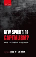 ISBN: 9780199595341 - New Spirits of Capitalism?