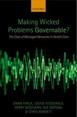 ISBN: 9780199603015 - Making Wicked Problems Governable?