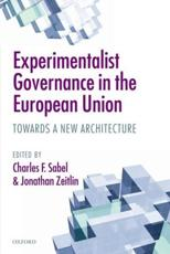 ISBN: 9780199604494 - Experimentalist Governance in the European Union