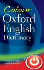 ISBN: 9780199607914 - Colour Oxford English Dictionary