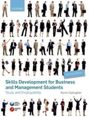 ISBN: 9780199644261 - Skills Development for Business and Management Students