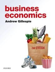 ISBN: 9780199657995 - Business Economics