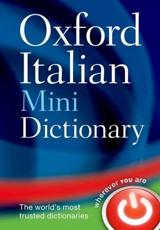 ISBN: 9780199692651 - Oxford Italian Mini Dictionary