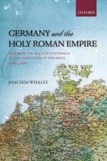 ISBN: 9780199693078 - Germany and the Holy Roman Empire (v. II)