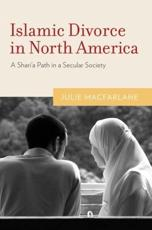 ISBN: 9780199753918 - Islamic Divorce in North America