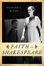 ISBN: 9780199945764 - Faith in Shakespeare