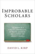 ISBN: 9780199987498 - Improbable Scholars