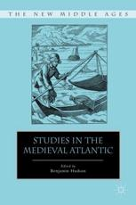 ISBN: 9780230120839 - Studies in the Medieval Atlantic